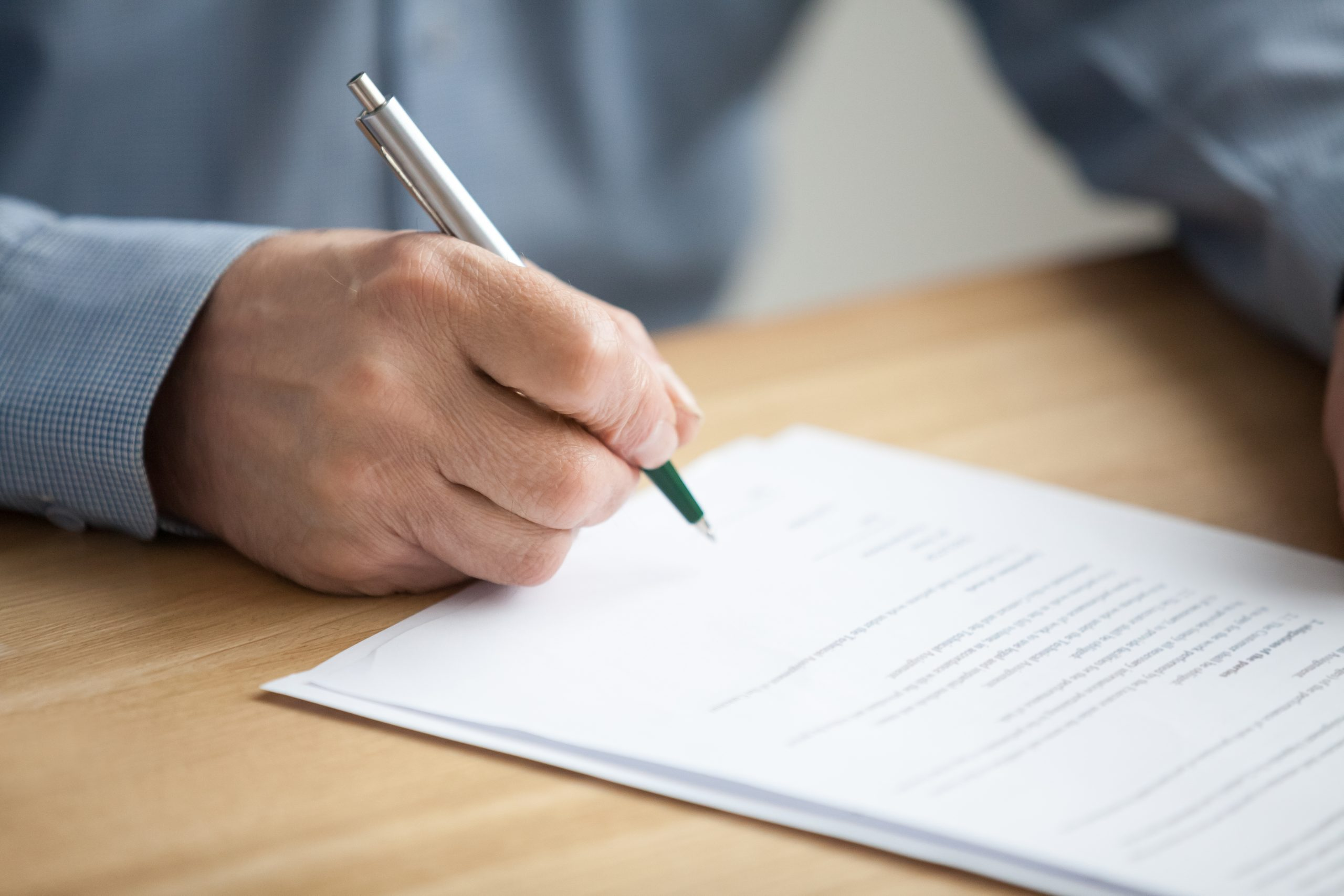 Protect Your Legacy by Writing Your Will