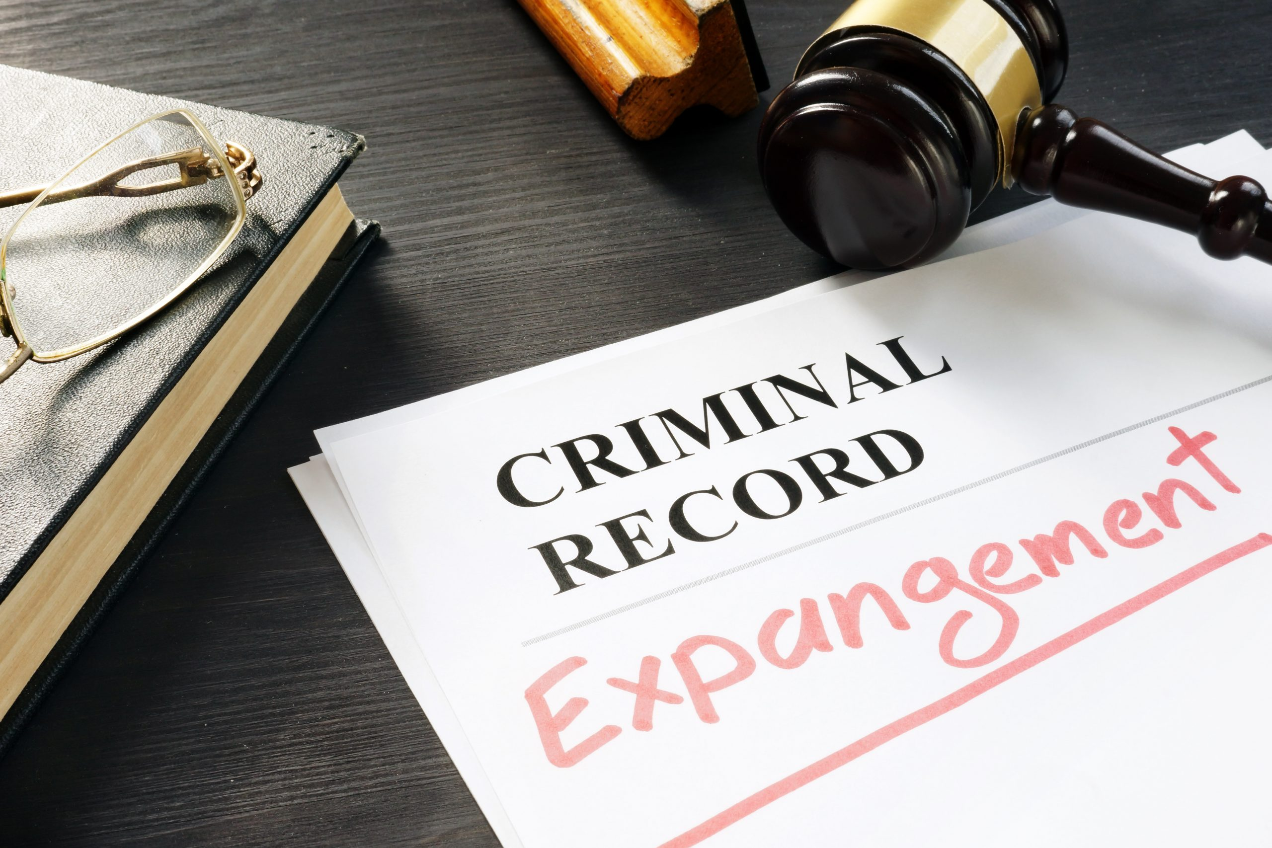 Expunction? Or, is it Expungement? Same thing and you should look into it